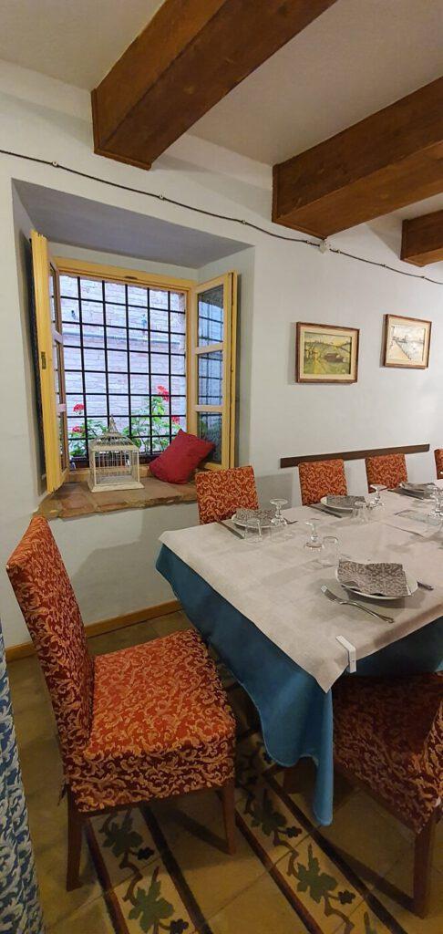 la taverna dell'artista, dove mangiare a montelupone