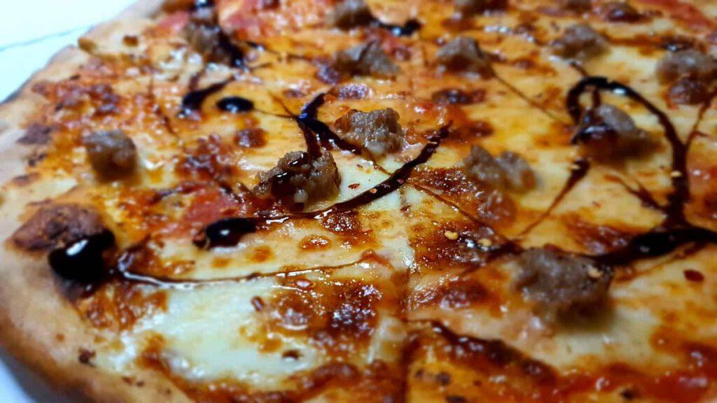 la pizza da zia emilia