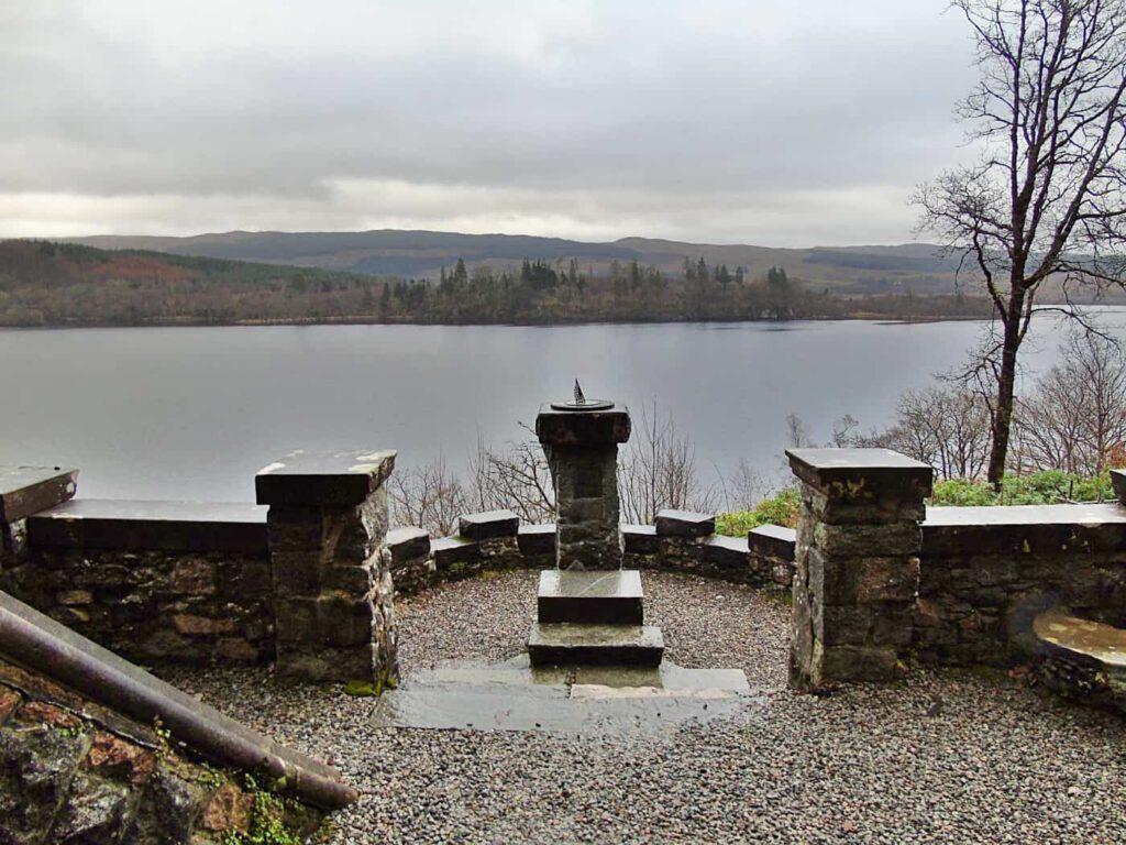 saint conan's kirk, scozia, laghi scozzesi