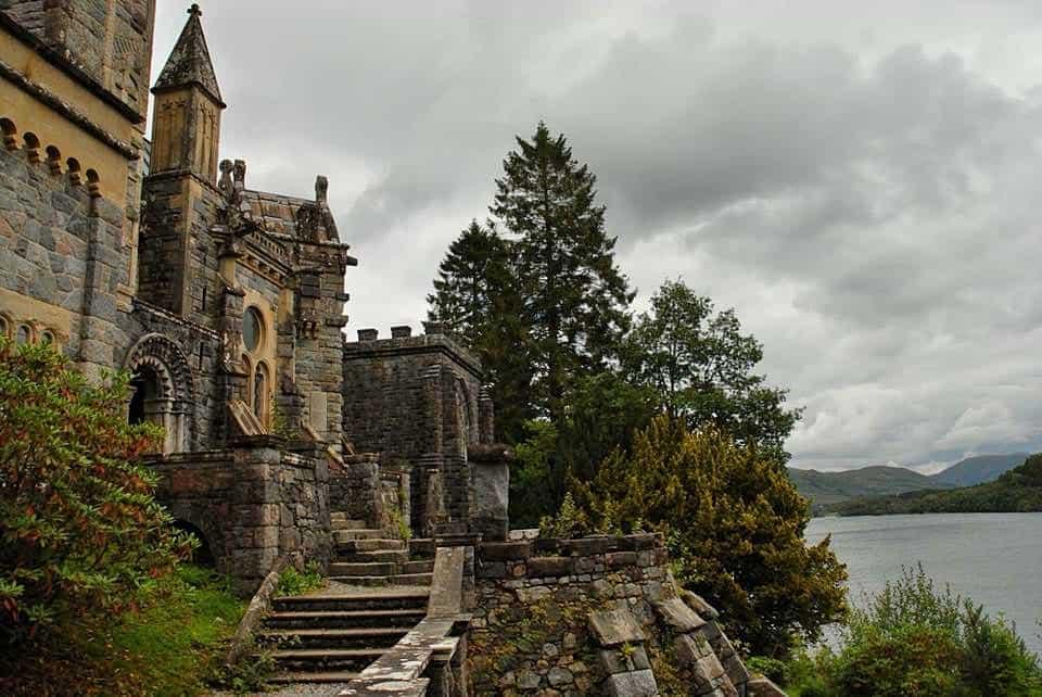 Saint Conan's Kirk, luoghi insoliti da vedere in scozia