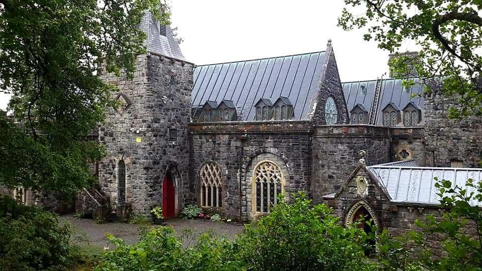 St Conan's Kirk, loch awe scozia